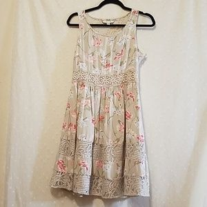 Lauren Conrad Floral Dress